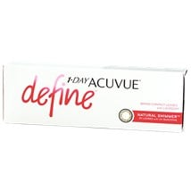 1-DAY ACUVUE DEFINE 30 Pack contacts