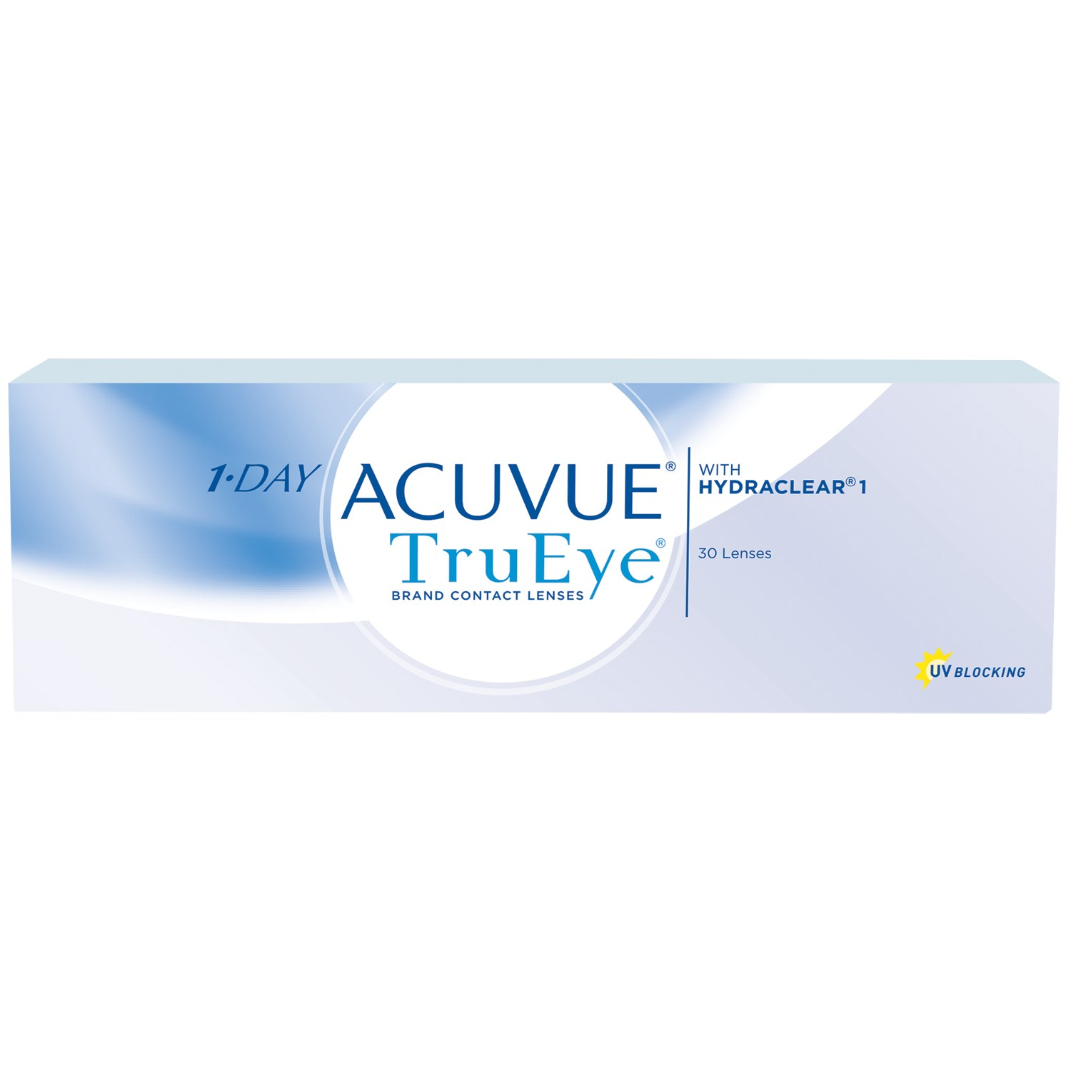 1-DAY ACUVUE TruEye 30pk contact lenses