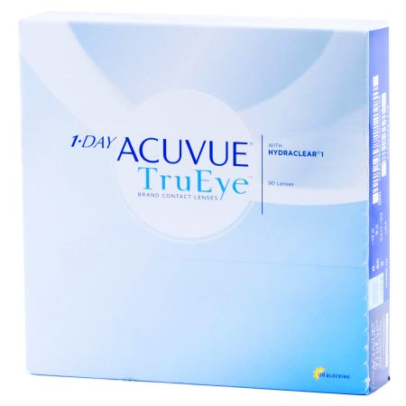 1-DAY ACUVUE TruEye 90 Pack - Nara A Contacts