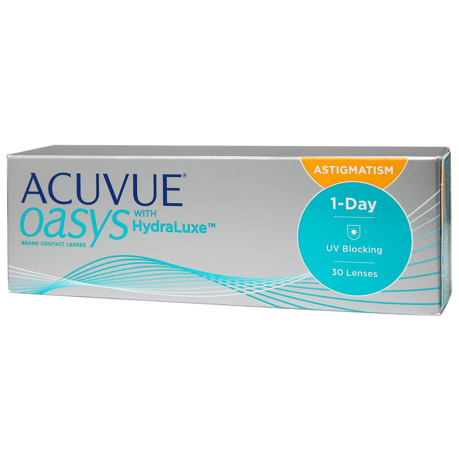 ACUVUE OASYS 1-Day for Astigmatism 30 Pack contact lenses