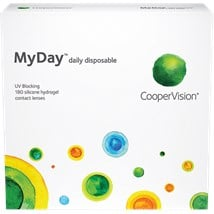 MyDay daily disposable 180pk contacts