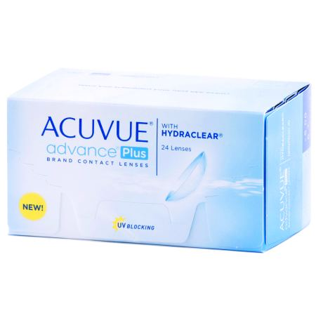 ACUVUE ADVANCE PLUS 24 Pack Contacts
