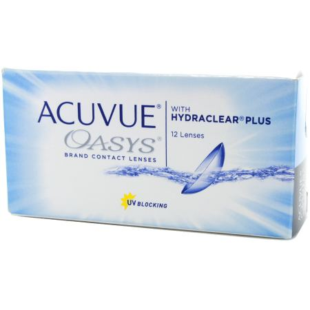 ACUVUE OASYS 12-Pack Contacts