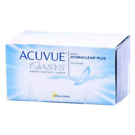 ACUVUE OASYS 24 Pack Contacts