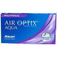 AIR OPTIX AQUA Multifocal contacts
