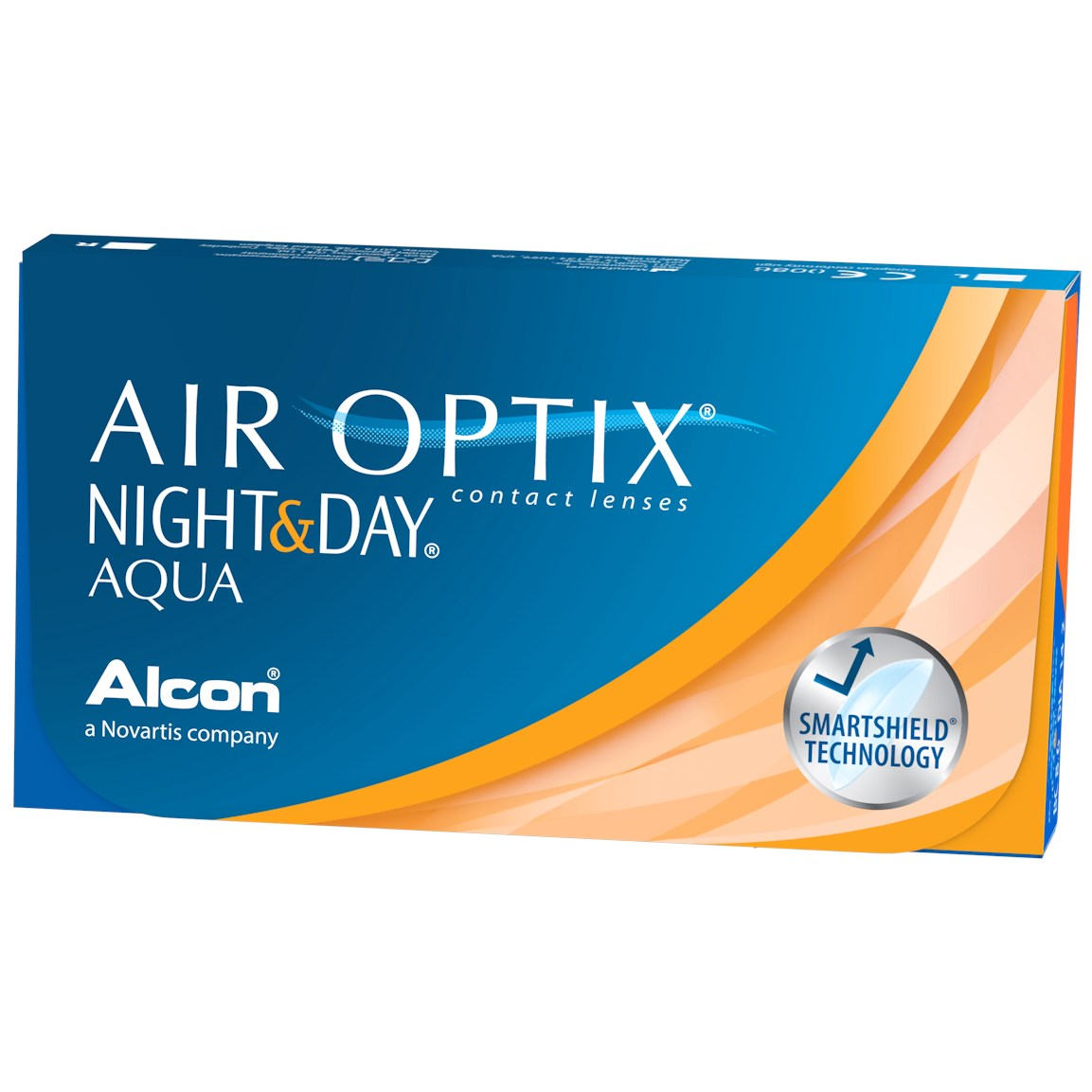 AIR OPTIX NIGHT & DAY AQUA Subscription 3-Pack