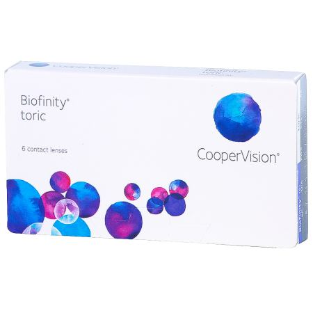 Biofinity toric Contacts