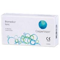 Biomedics toric contacts