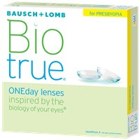 Biotrue ONEday for Presbyopia (90 pack) contacts