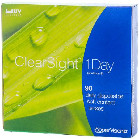 coopervision clearsight-1-day-90-pack