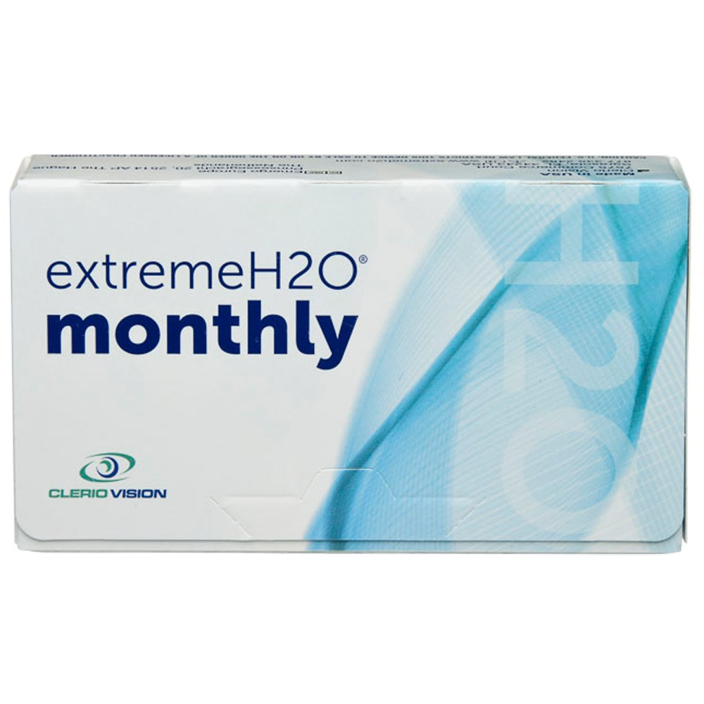 Extreme H2O Monthly 12pk contact lenses