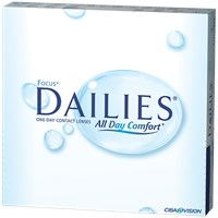 FOCUS DAILIES 90 Pack contacts