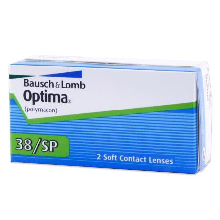 Optima 38 SP contact lenses