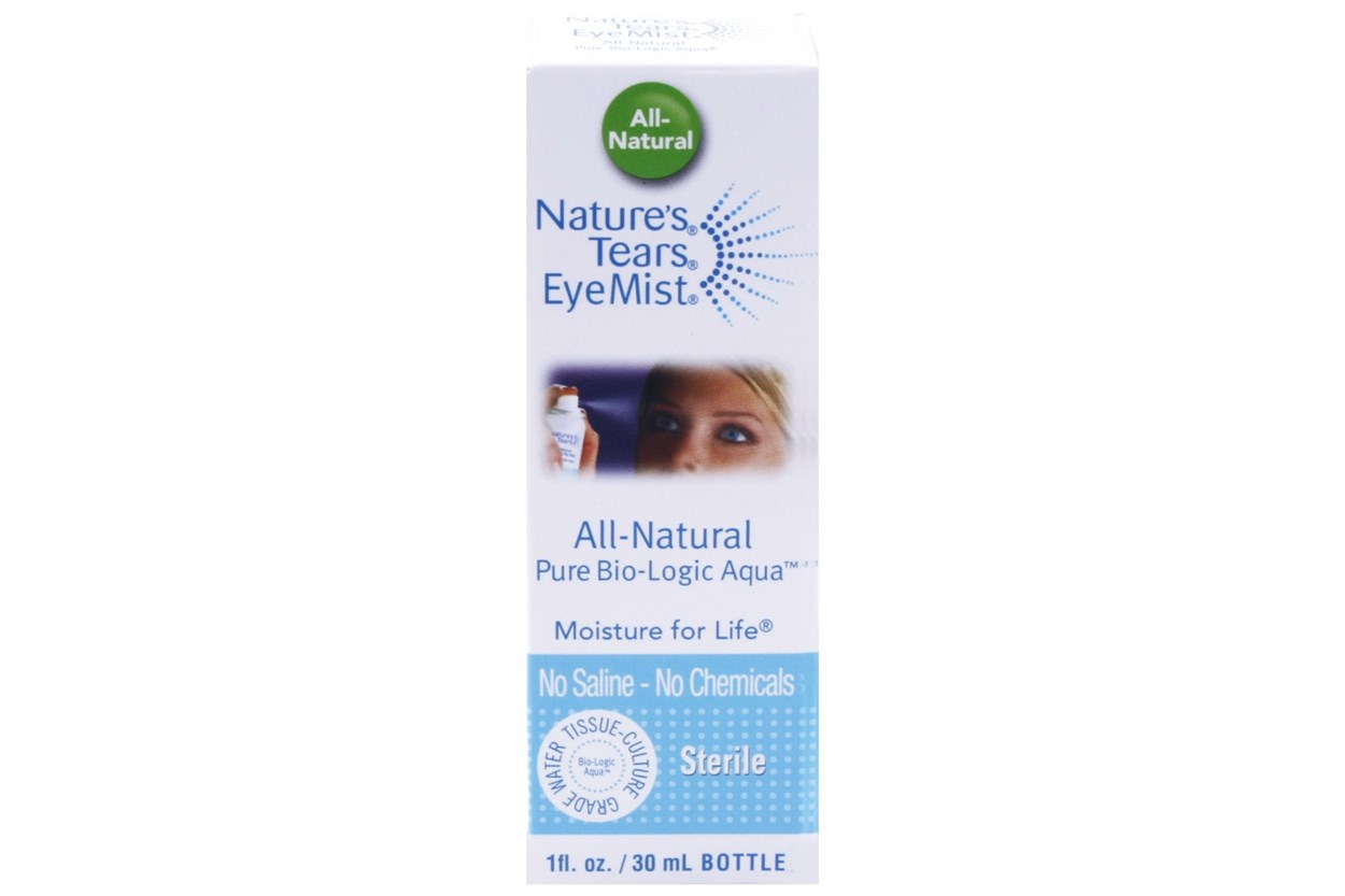 Nature's Tears Mist (1 fl. oz.) DryRedEyeTreatments