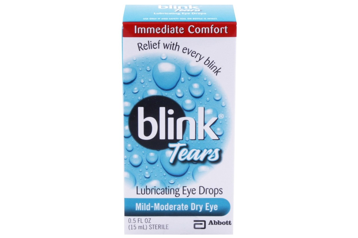 AMO Blink Tears Eye Drops (.5 fl. oz.) DryRedEyeTreatments