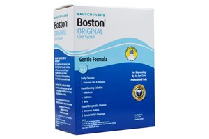 Click to swap image to Boston Care System for Rigid Gas Permeable Hard Contact Lenses