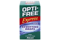 Alcon Opti-Free Express Rewetting Drops (.33 fl oz. )