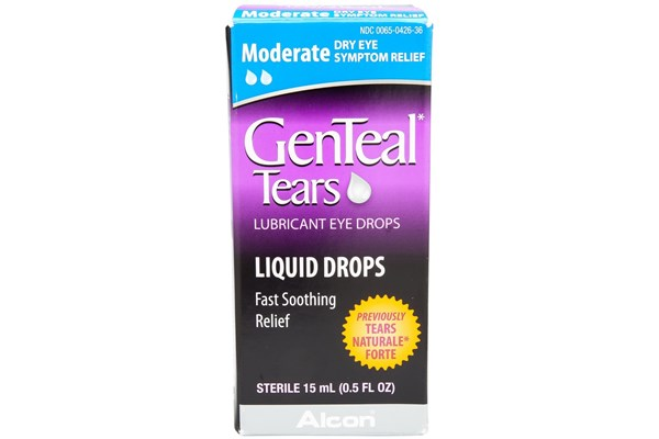 GenTeal Tears Moderate Dry Eye Symptom Relief (.5 fl. oz.) DryRedEyeTreatments
