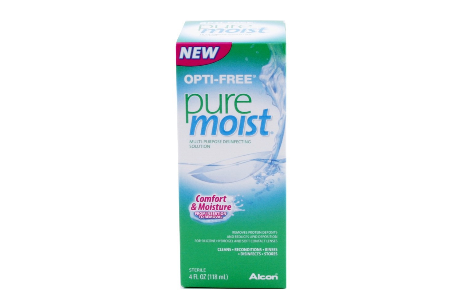 Opti-Free PureMoist Solution (4 fl. oz.)