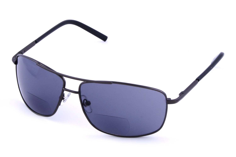 Accuracy Men's Sun Reading Glasses