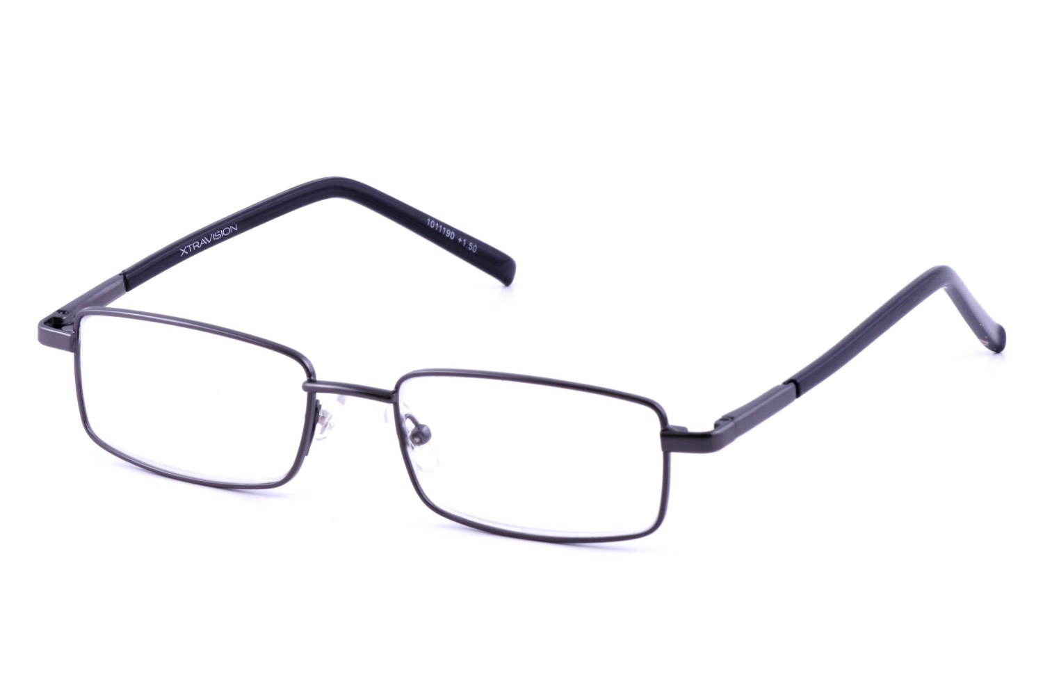 Ace Full Frame Reading Glasses with Cases (2 pack)