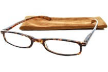 Peepers Golden Tortoise Designer Reading Glasses