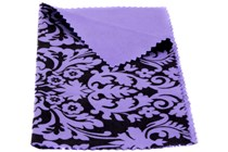 California Accessories Baroque Eyeglass Microfiber Cleaning Cloth