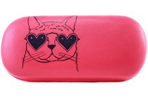 California Accessories Paws-N-Claws Eyeglass Case