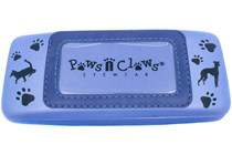 Paws n Claws Clamshell Case With Photo Pocket