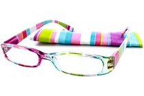 Peepers Prism Stripes Reading Glasses