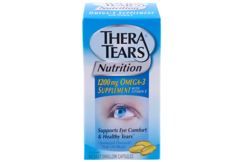 Blink tears singleuse vials for dry eyes 25 ct for Fish oil dry eyes
