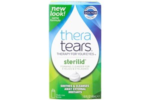 Click to swap image to Thera Tears SteriLid Cleanser