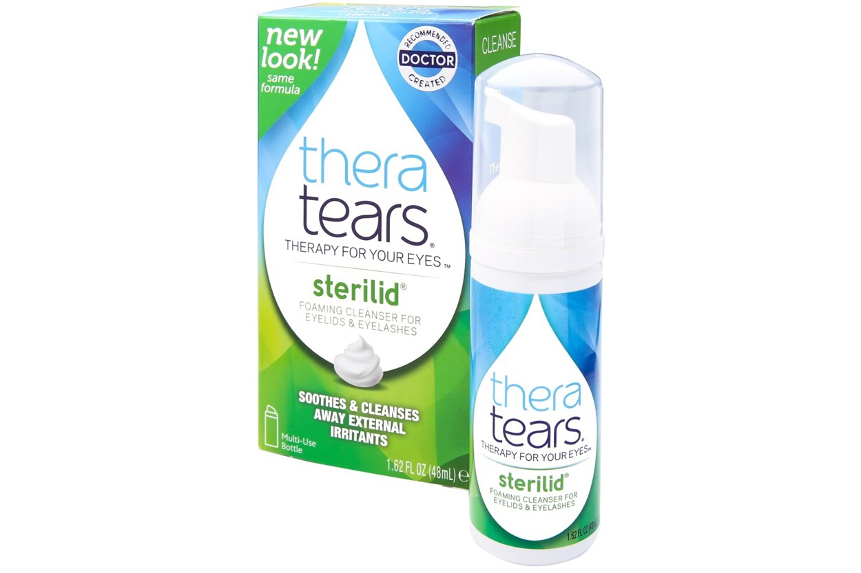 Alternate Image 2 - Thera Tears SteriLid Cleanser SkincareTreatments